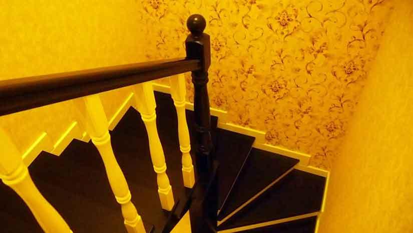 Кленовая лестница